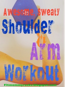 Awesome Sweaty Shoulder and Arm Workout