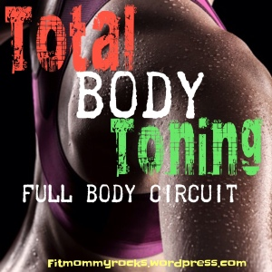 Total Body Toning-- Full Body Circuit