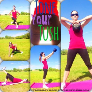 TONE Your TUSH Workout