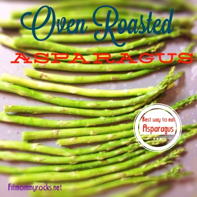 Oven Roasted Asparagus