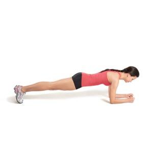 Regular Plank