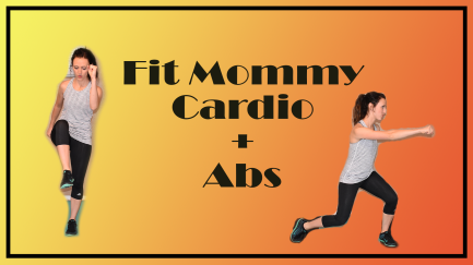 Fit Mommy Cardio plus abs thumnail