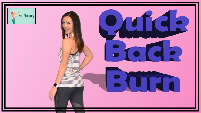 Quick Back Burn Thumbnail